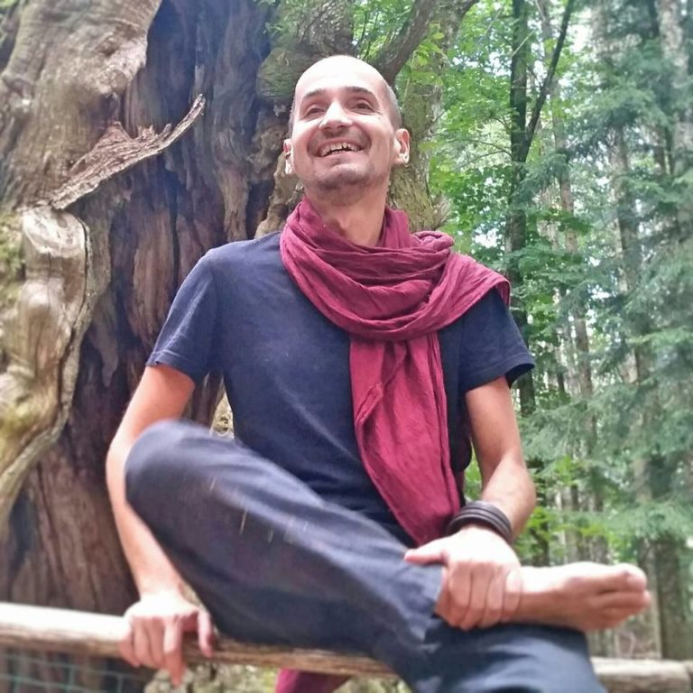Daniele Boscherini Insegnante di Meditazione