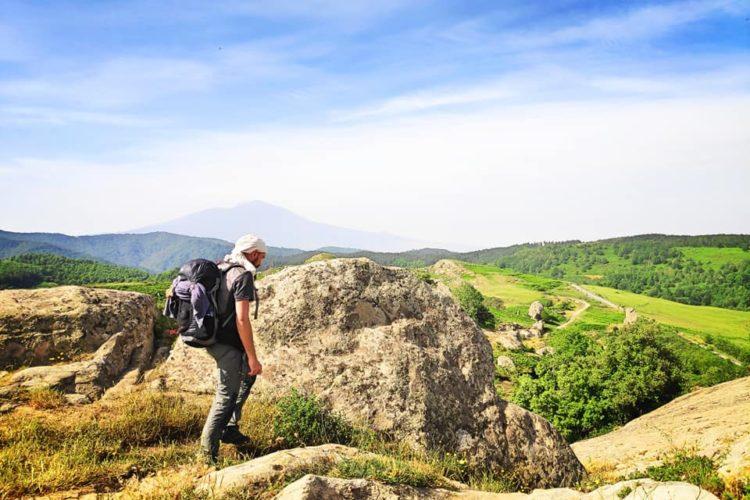 Un cammino straordinario da Palermo a Messina per le Montagne (Album Fotografico) 20 Giorni