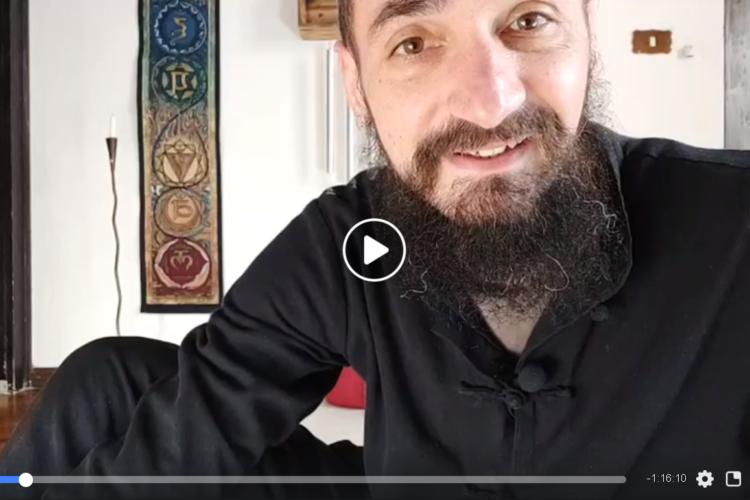 Meditazione Vipassana Contemplativa – Live Streaming del 21 Marzo 2020